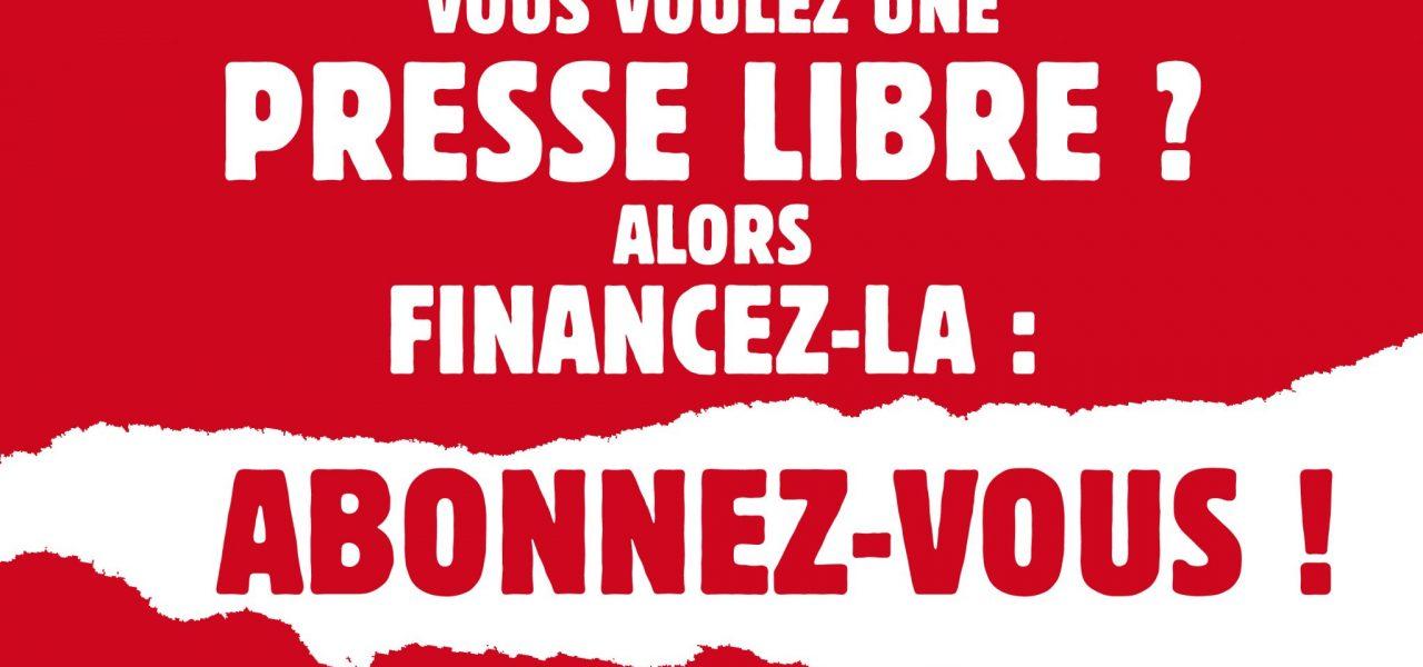 Abonnez-vous - POUR - www.pour.press