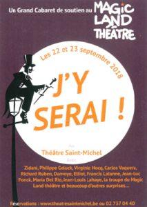 Magic Cabaret - Magic Lambic - Magic Théâtre - POUR - www.pour.press