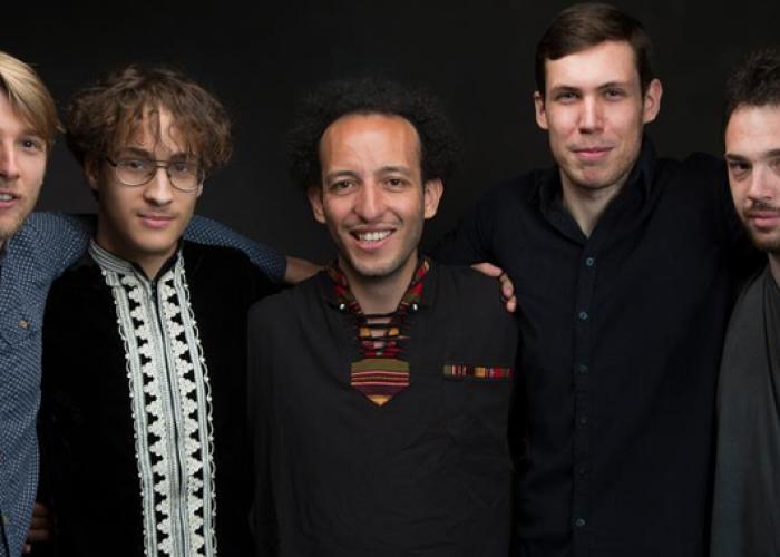Un nouveau projet musical: Kaméléon