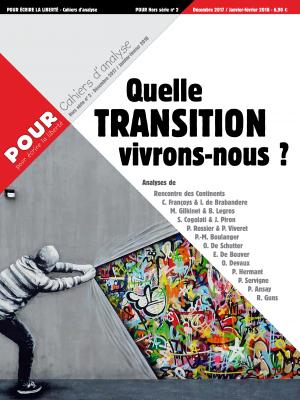 Cahier POUR N°2 - Quelle transition vivrons-nous - www.pour.press
