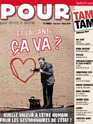 Journal POUR Hors-Série - Et la santé, ça va ? - www.pour.press