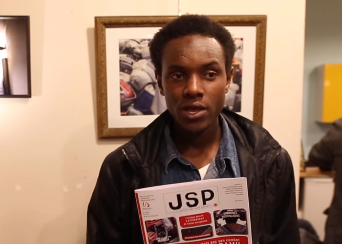 Lancement du dernier Journal des Sans-Papiers