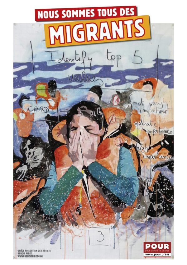 FlipchArt #105 - Benoît Piret - www.pour.press