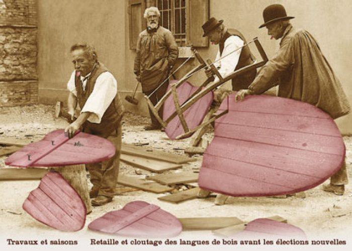 Climat, nucléaire, élections  et langue de bois