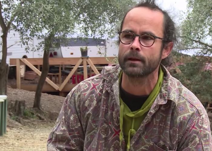 Cédric Herrou - Devoir de solidarité
