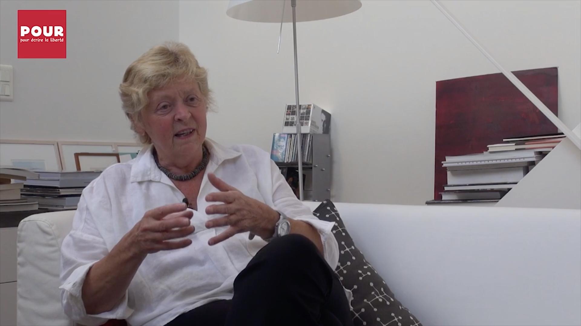 3 questions à Françoise Tulkens