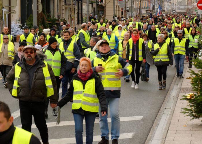 Gilets jaunes : la révolution ne sera pas que sociale et environnementale