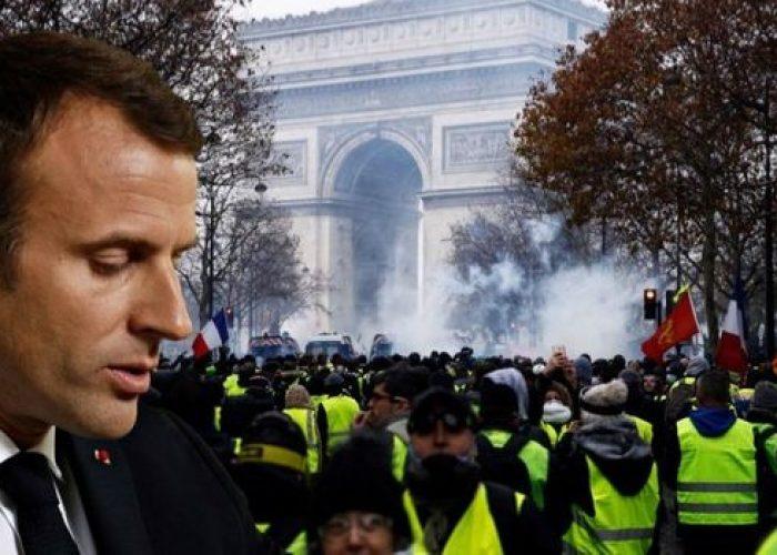 Macron face aux gilets jaunes: «Il faut que tout change pour que rien ne change».