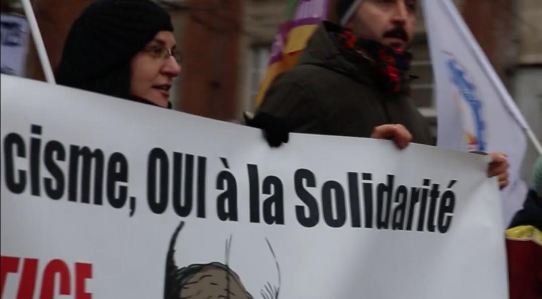 Manifestation pour la justice migratoire !