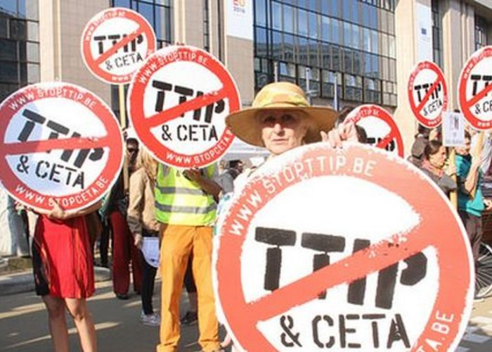 Accord de commerce UA-USA: le spectre d'un mini TTIP