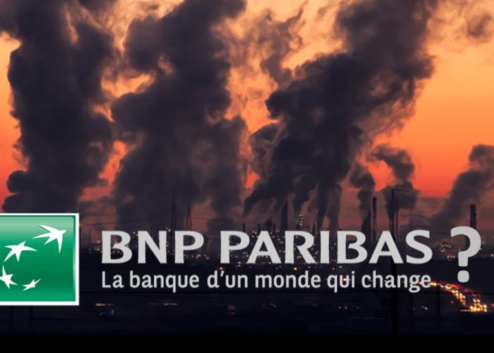 Blocage de BNP Paribas Fortis et TOTAL pour une justice sociale et climatique.
