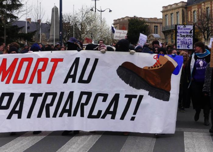 #8mars: un féminisme offensif à Rennes!