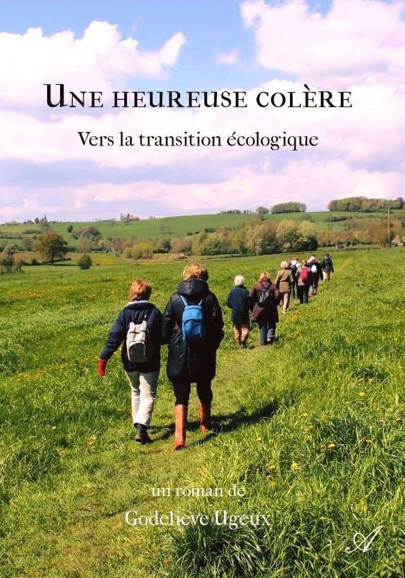 Une Heureuse Colère - Godelive Ugeux