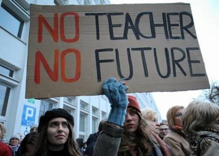 Grève des enseignants polonais : retour sur trois semaines de luttes