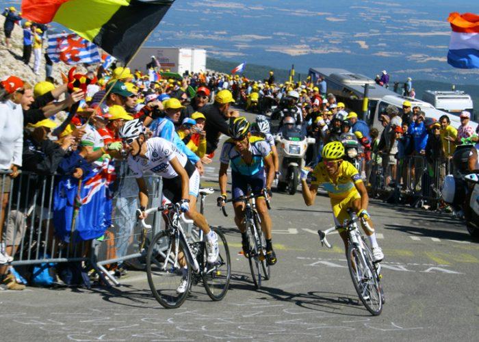 Pourquoi le peuple aime le cyclisme