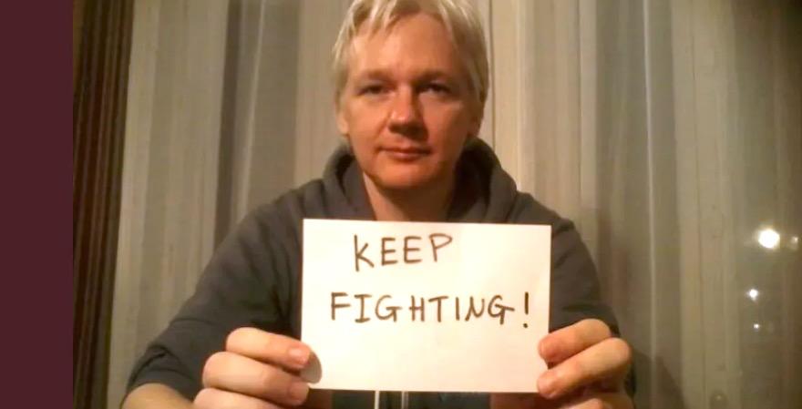 Assange : des médias bien atones pour défendre l'un des leurs