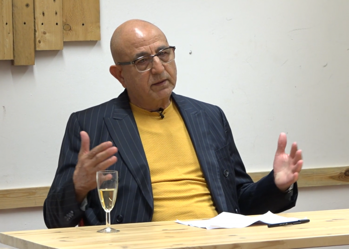 Rencontre avec Omar Aktouf