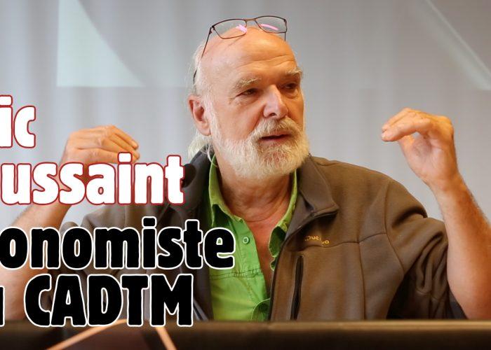 """""""Les conditions sont réunies pour une nouvelle crise financière"""" - Éric Toussaint"""