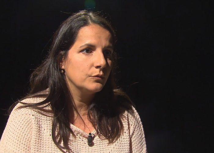 Dossier Prison: Delphine Paci