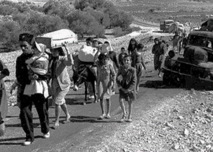 Les Palestiniens : un peuple de trop