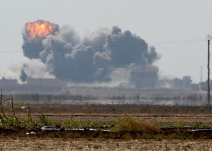 L'invasion du Kurdistan syrien par la Turquie: une action indigne