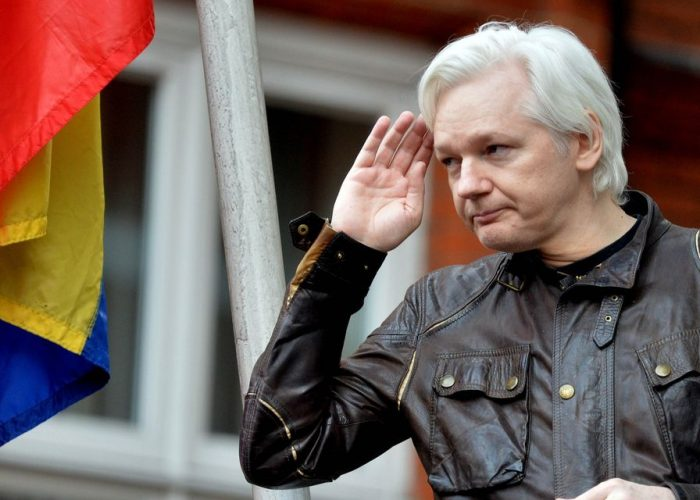 Julian Assange, ce grand homme qui meurt dans l'indifférence générale