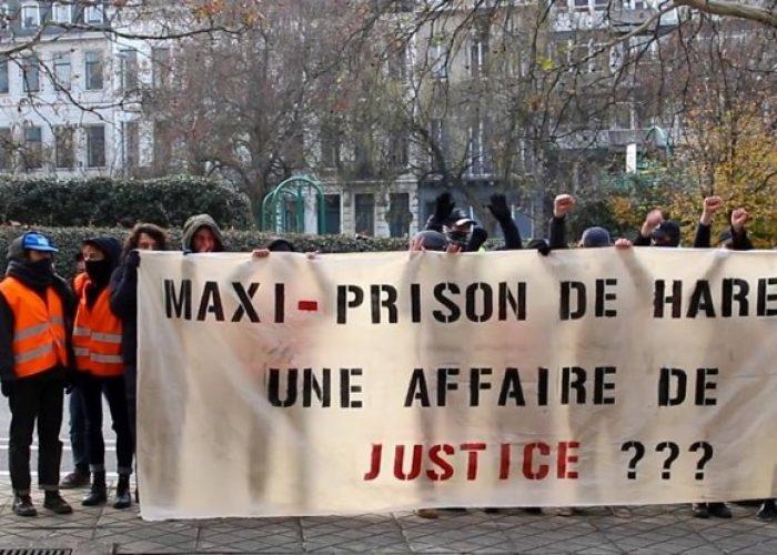 Rénovation de la prison de Namur et nouvelles questions dans le dossier de la mégaprison