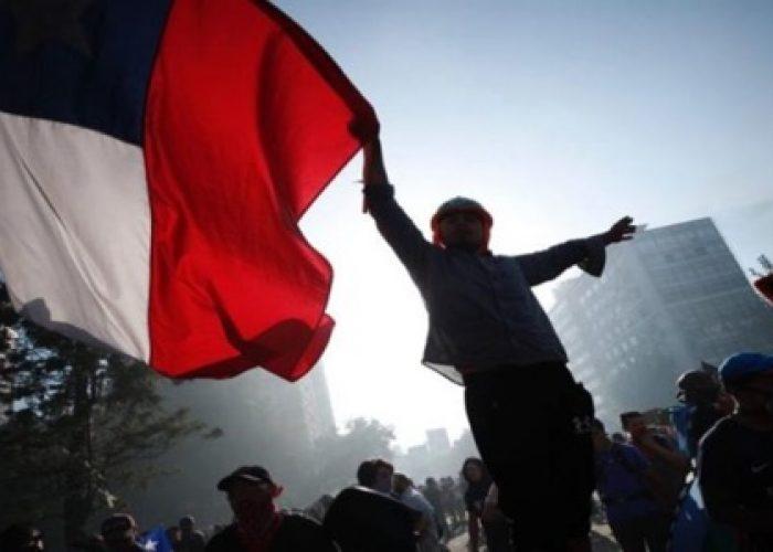 Les peuples font l'histoire. Le Chili ou l'héritage d'une accumulation de luttes