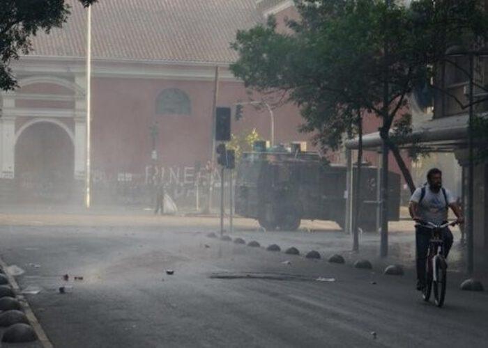 Chili: Le réveil du peuple