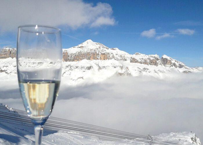 Davos: les maîtres du monde font du ski