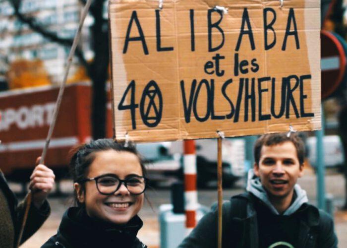 Pourquoi il faut dire NON à Alibaba à Liège Airport