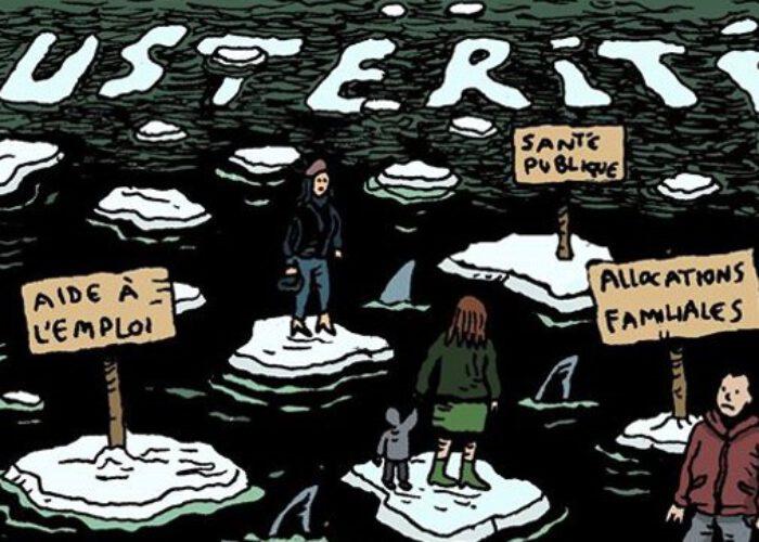 Corona virus: rembourser la dette et mourir? Ce qui nous attend. Ce que la Grèce nous apprend.