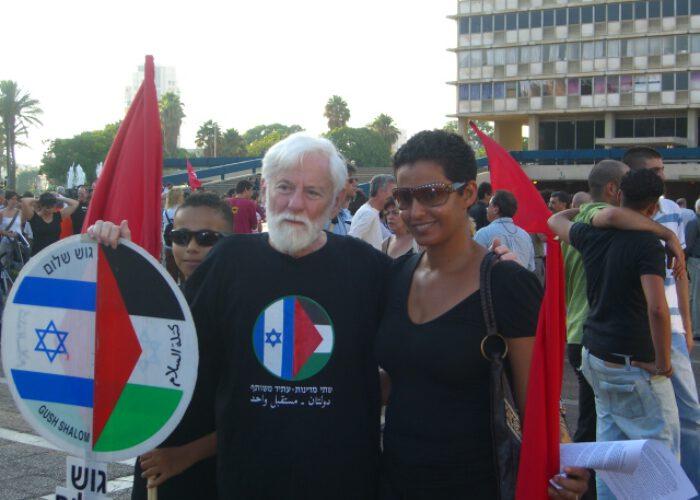 Israël: la gauche f... le camp !