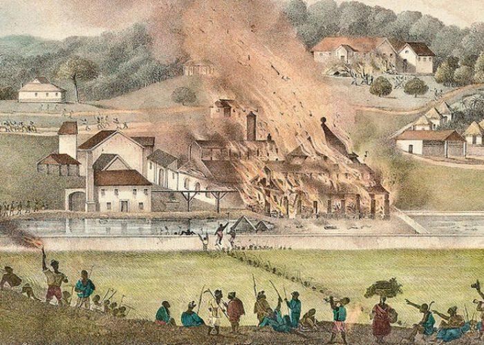 Les révoltes en Haïti, année après année - Deuxième partie: 1793-1804