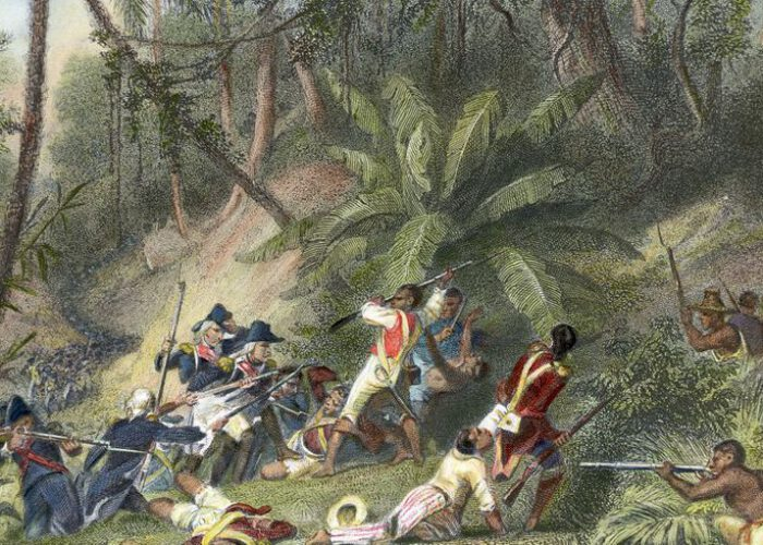 HAÏTI – SAINT-DOMINGUE