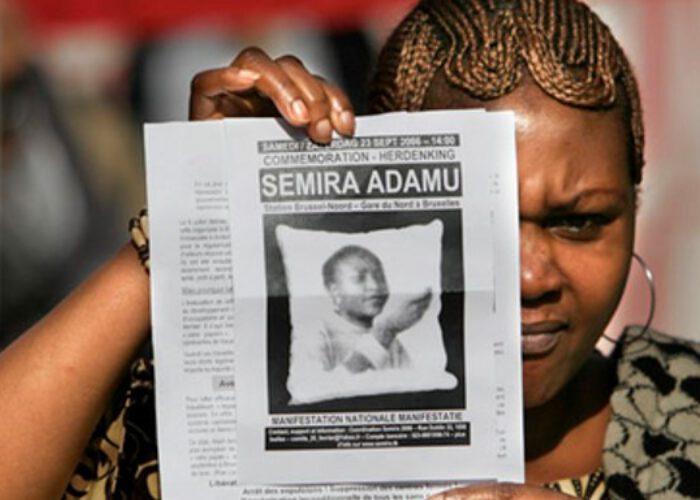Semira Adamu, figure de proue de l'inacceptable inaccepté