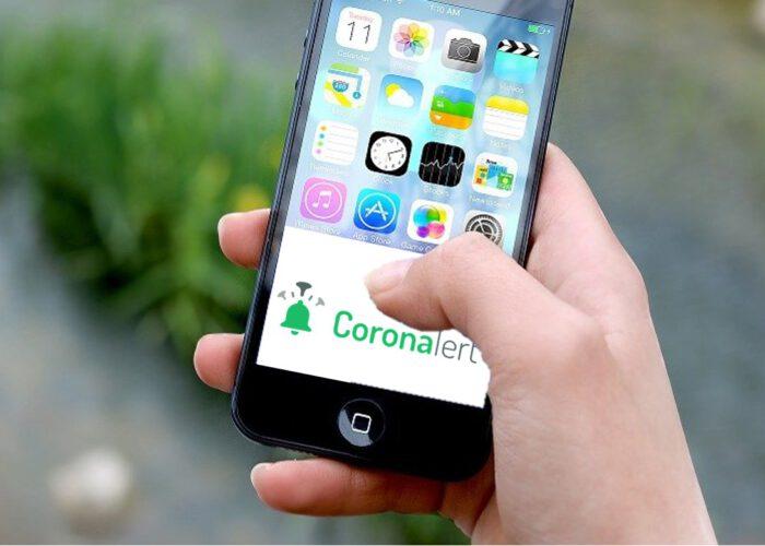 Coronalert: le gadget qui devrait rassurer