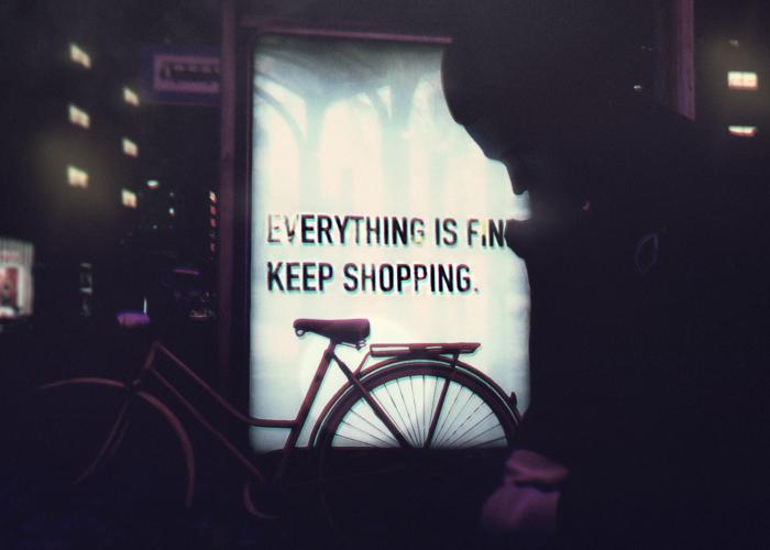 Quand le consumérisme tue ...