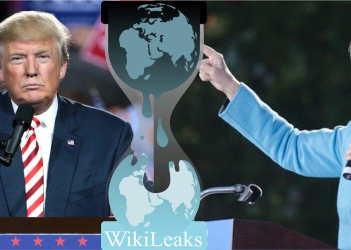 "Hillary Clinton, Donald Trump, WikiLeaks et le ""russiagate"" (2016) - Julian Assange"