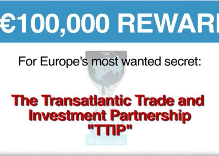 TTIP - TISA - TAFTA…: des accords qui sapent le fondement démocratique de nos sociétés (2015)