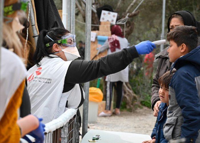 De la frontière sanitaire aux frontières migratoires