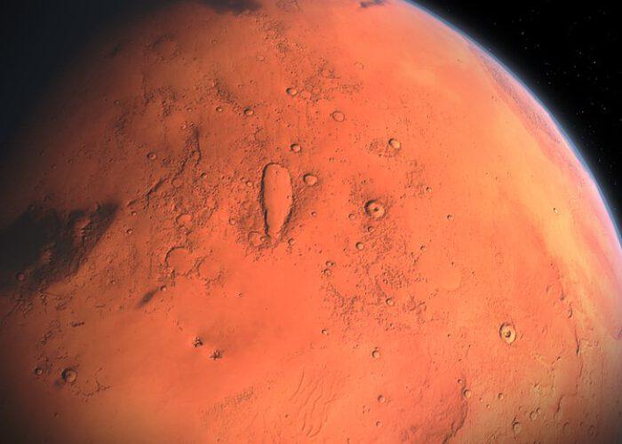 Planète Mars: vers un joyeux confinement en milieu hostile