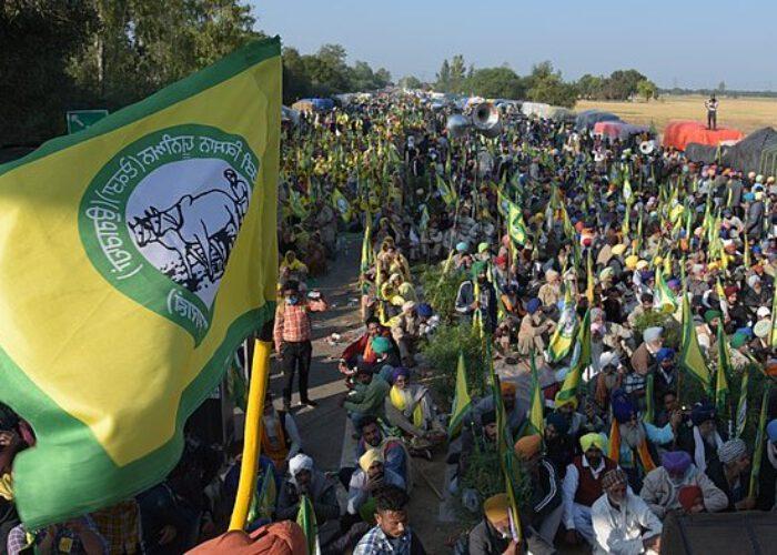 Inde: 250 millions d'agriculteur∙rice∙s et de travailleu∙r∙se∙s agricoles en grève massive