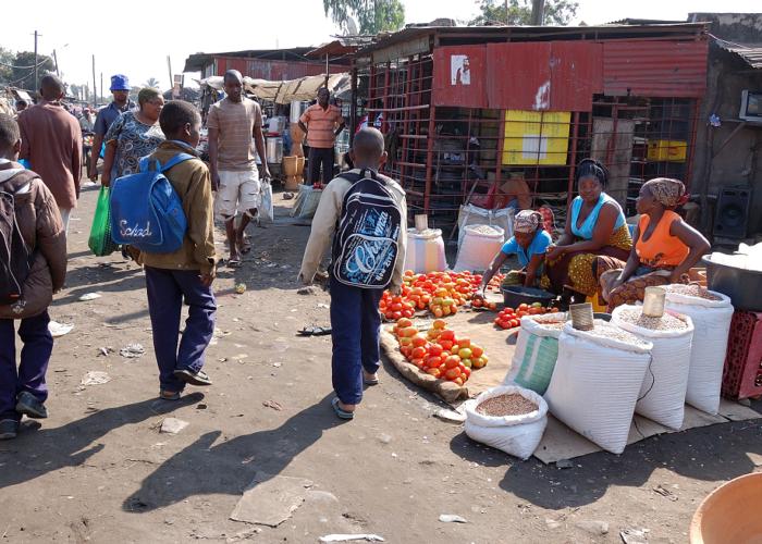 """MOZAMBIQUE : UNE GUERRE """"TOTAL"""" ?"""