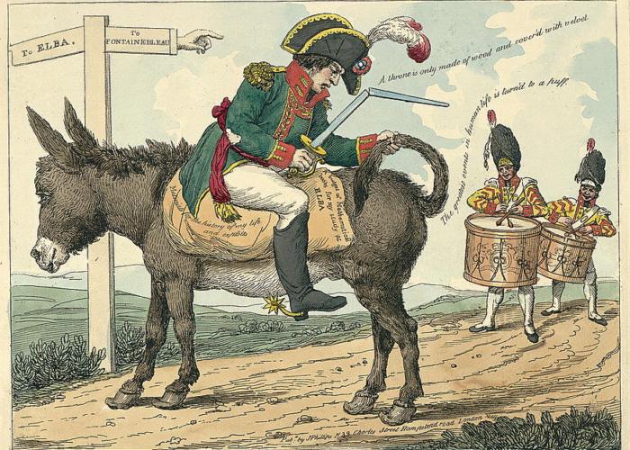 Napoléon ou le bûcher des vaniteux