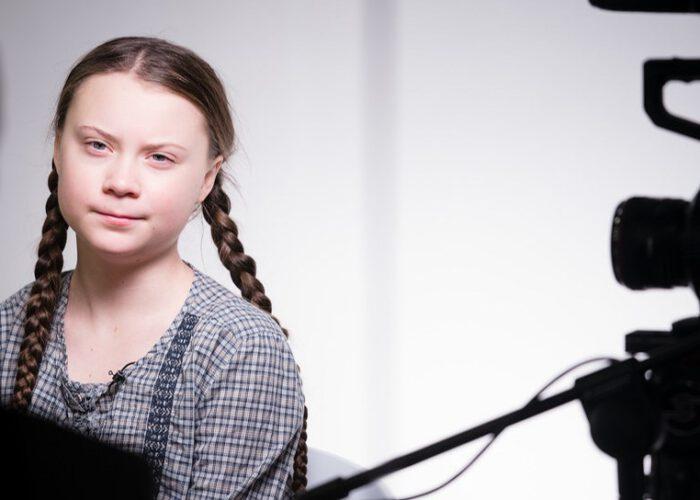 Greta Thunberg est de plus en plus fâchée