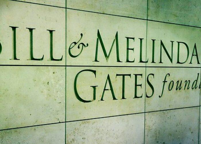 L'art de la fausse générosité - La Fondation Bill & Melinda Gates
